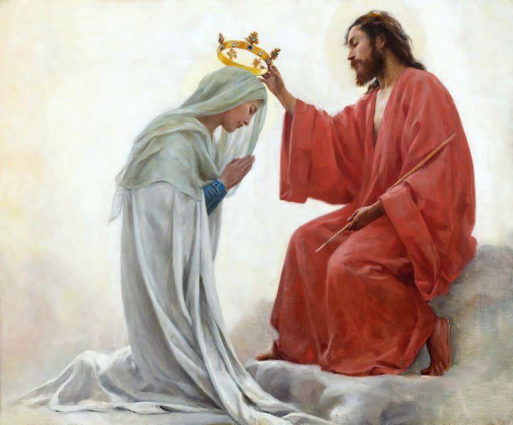 Witaj, Święta Boża  Rodzicielko