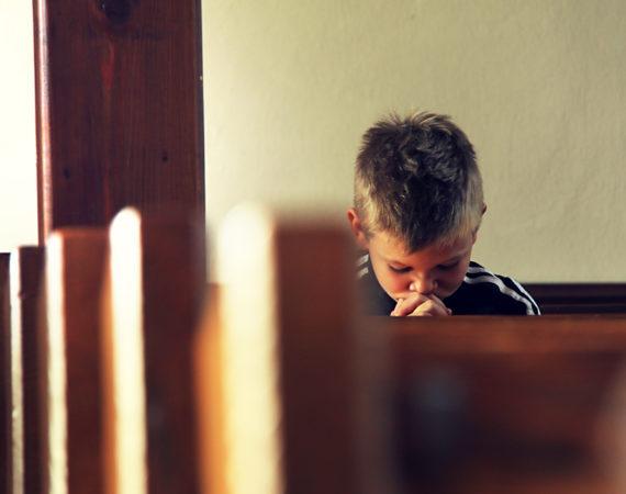 Modlić się z pokorą