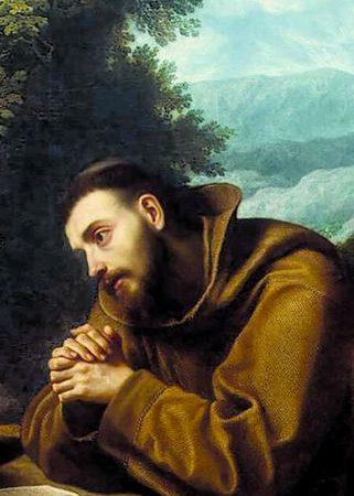 Za co kocham  św. Ojca Franciszka z Asyżu